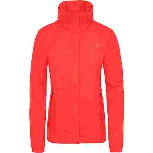 The North Face RESOLVE 2 Regenjacke Damen juicy red