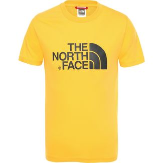 The North Face Easy Funktionsshirt Kinder tnf-yellow