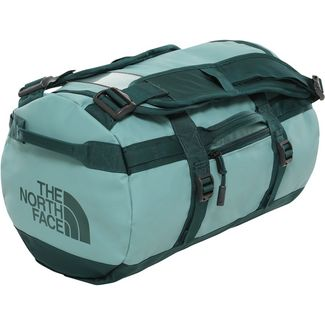 The North Face Base Camp Duffel Reisetasche trellis green-ponderosa green