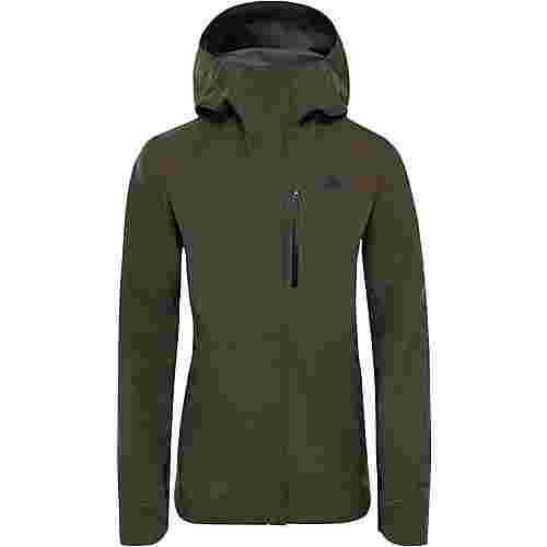 The North Face DRYZZLE GORE-TEX® Hardshelljacke Damen new taupe green