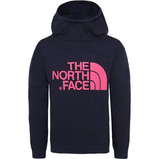 The North Face Drew Peak Hoodie Kinder montague-blue