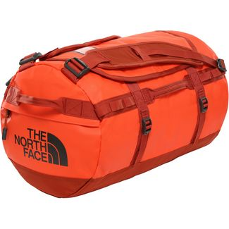 The North Face Base Camp Duffel Reisetasche acrylic orange-picante red