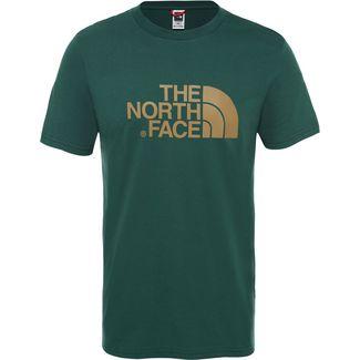 The North Face Easy Printshirt Herren night green