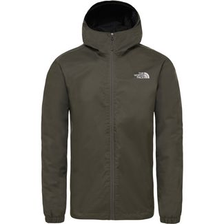 The North Face Quest Regenjacke Herren new taupe green heather