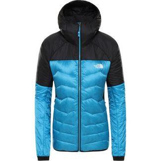 The North Face Impendor Daunenjacke Damen acoustic blue-tnf black