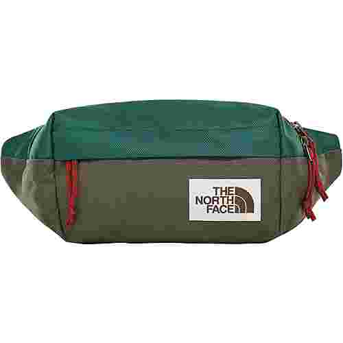 The North Face Lumbar Pack Bauchtasche night green-new taupe green
