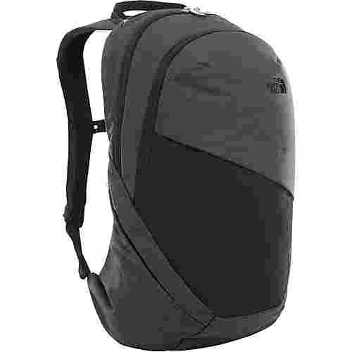 The North Face Rucksack Isabella Daypack Damen asphalt grey light heather-TNF black