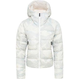 The North Face Hyalite Daunenjacke Damen tnf white waxed camo prnt