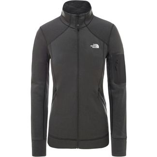 The North Face Impendor Fleecejacke Damen tnf black heather