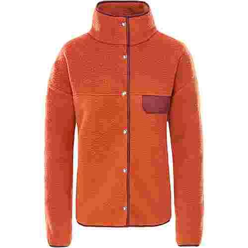 The North Face Cragmont Fleecejacke Damen picante red-dp garnet red