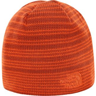 The North Face Bones Beanie picante red-papaya orange
