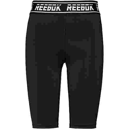 Reebok Radlerhose Tights Damen black