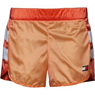 Tommy Sport Shorts Damen bird of paradise