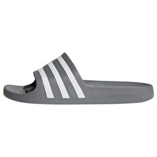 adidas Aqua Adilette Sandalen Herren Grey Three / Cloud White / Grey Three