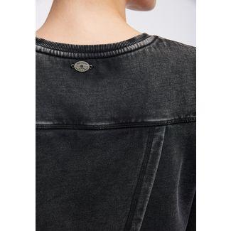 DreiMaster Sweatshirt Damen schwarz