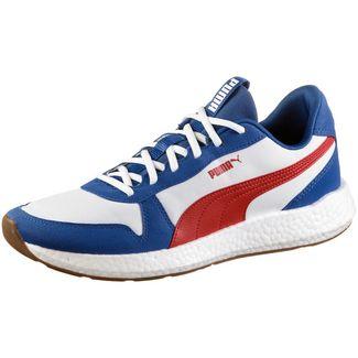PUMA NRGY Neko Retro Sneaker Herren galaxy blue-high risk red