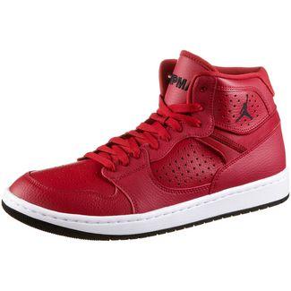 Nike Jordan Access Basketballschuhe Herren gym red-black-white