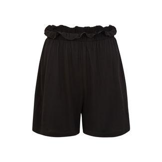 Lascana Shorts Damen schwarz