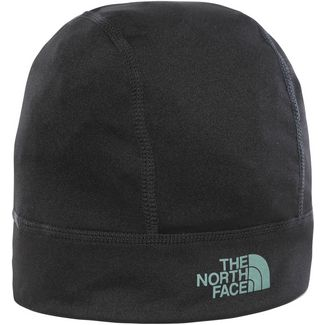 The North Face Beanie tnf black-green reflective
