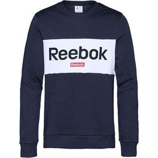 Reebok Linear Sweatshirt Herren heritage navy