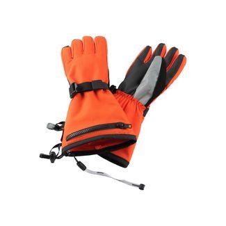 reima Viggu Skihandschuhe Kinder Orange