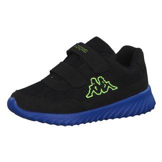 KAPPA Sneaker black/blue