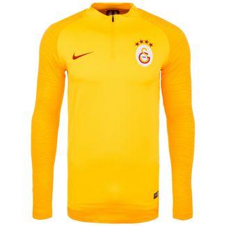 Nike Galatasaray Istanbul Dry Strike Drill Fanshirt Herren orange