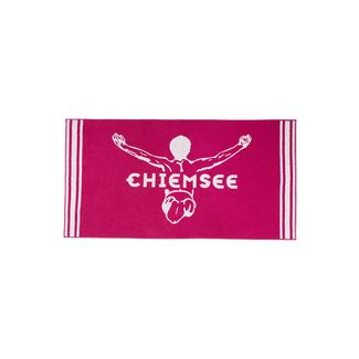 Chiemsee Handtuch Strandtuch Bright Rose