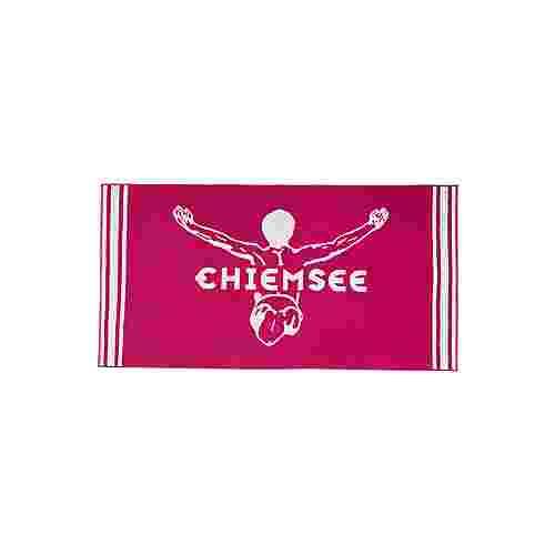 Chiemsee Handtuch Strandtuch Bright Rose