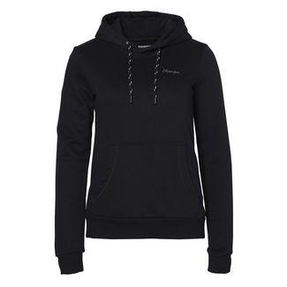 Chiemsee Kapuzensweatshirt Sweatshirt Damen deep black