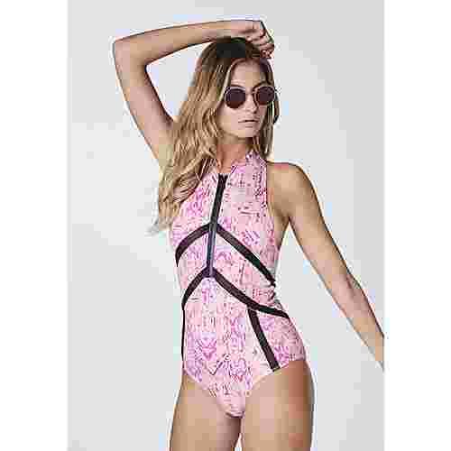 Chiemsee Badeanzug Badeanzug Damen Pink/Light Pink