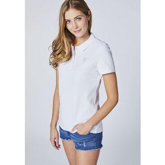Chiemsee Poloshirt Poloshirt Damen Bright White