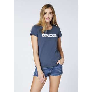 Chiemsee T-Shirt T-Shirt Damen Dark Denim