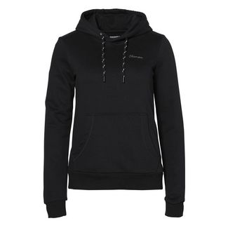 Chiemsee Kapuzensweatshirt Sweatshirt Damen Deep Black new