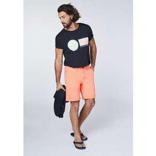 Chiemsee Chinoshorts Shorts Herren Neon Orange