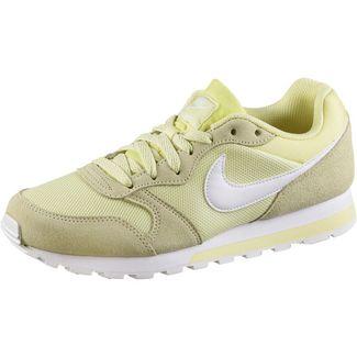 Nike MD Runner 2 Sneaker Damen bicycle yellow-white-bicycle yellow