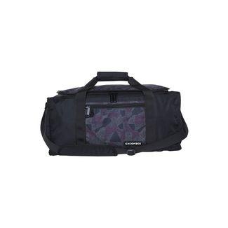 Chiemsee Sporttasche Sporttasche Pink/Black AOP