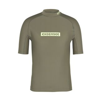 Chiemsee Surf Lycra Surf Shirt Dusty Olive