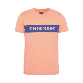 Chiemsee T-Shirt T-Shirt Herren Neon Orange