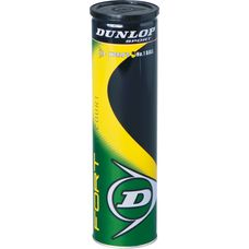 Dunlop Premium Fort All Court Tennisball gelb