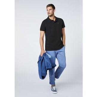 Chiemsee Poloshirt Poloshirt Herren Deep Black