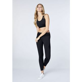 Chiemsee Sport Leggings Leggings Damen Deep Black