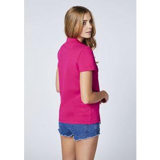 Chiemsee Poloshirt Poloshirt Damen Bright Rose