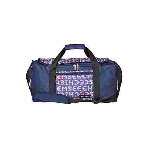 Chiemsee Sporttasche Sporttasche Dark Blue/Pink