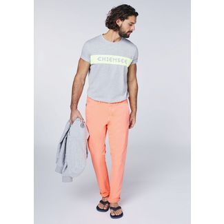 Chiemsee Chino Chinohose Herren Neon Orange
