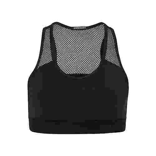 Chiemsee Sport BH Sport-BH Damen Deep Black