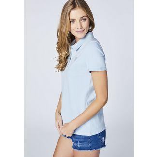 Chiemsee Poloshirt Poloshirt Damen Cool Blue