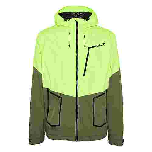 Chiemsee Outdoorjacke Winterjacke Herren GREEN/YELLOW