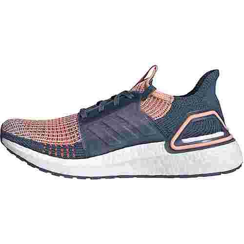 adidas UltraBoost 19 Laufschuhe Damen glow pink