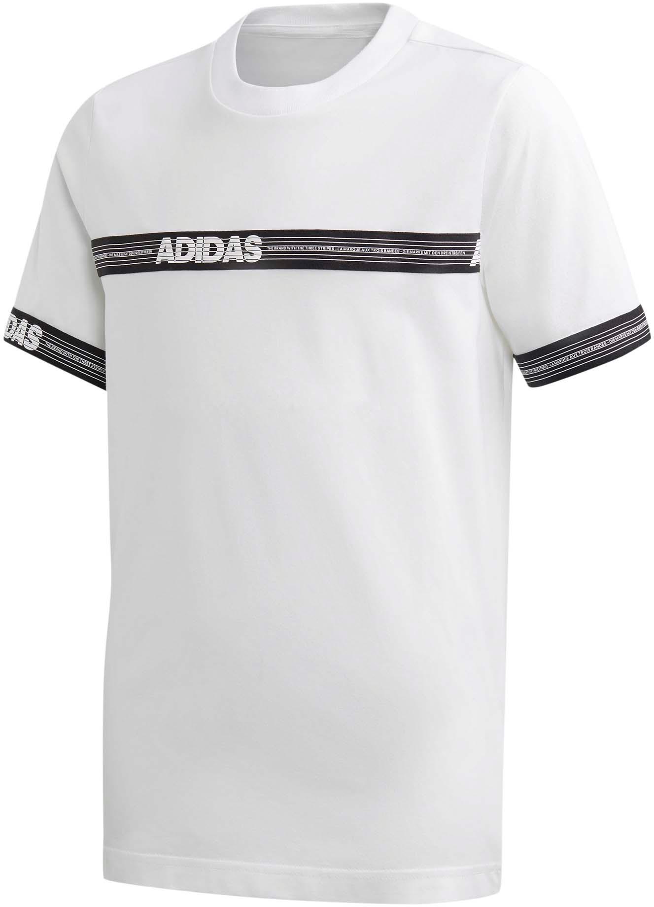 adidas Sport ID T Shirt Damen white im Online Shop von SportScheck kaufen